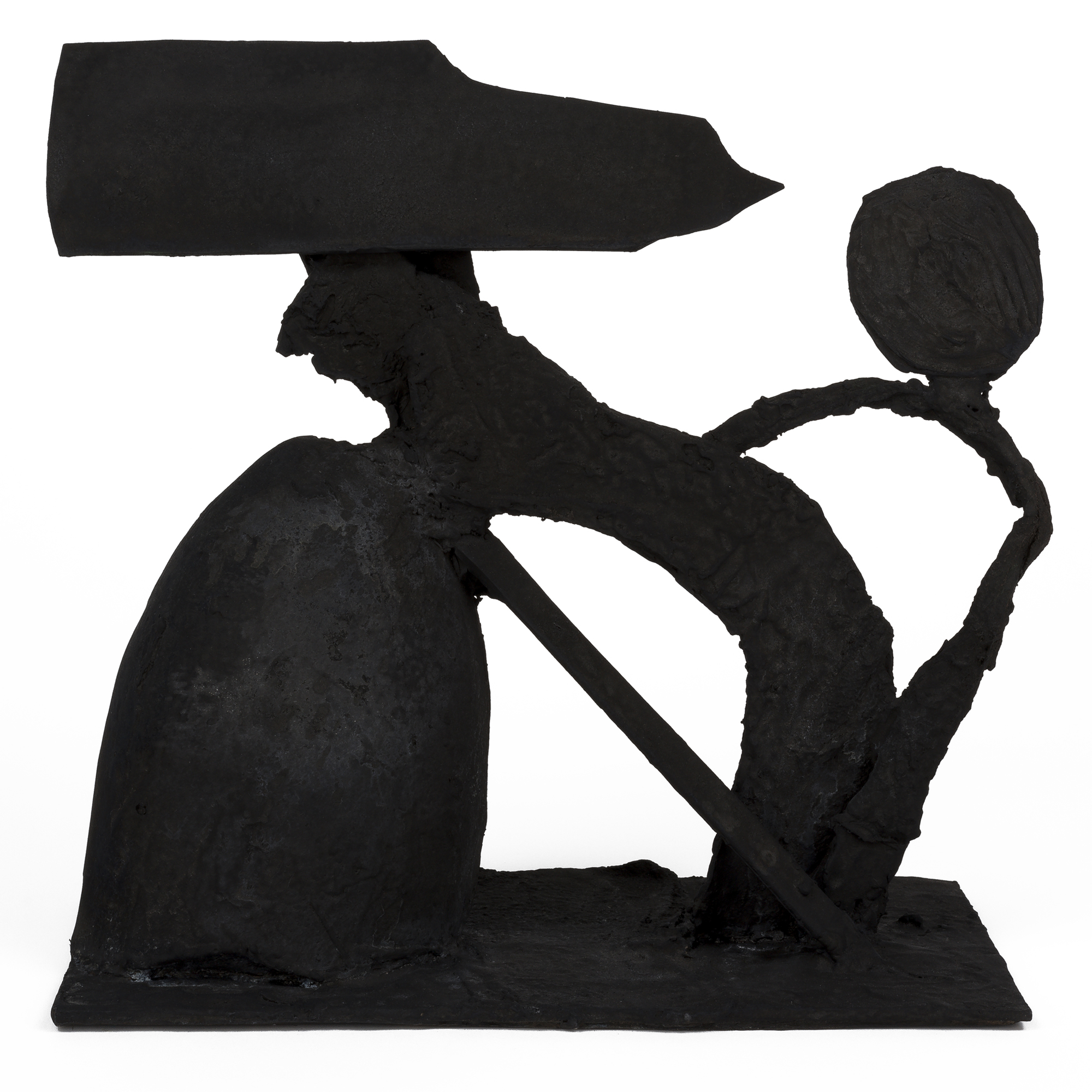 Eddie Martinez - Sculpture